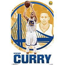 Trends International RP13980 NBA Golden State Warriors Stephen Curry Wall Poster