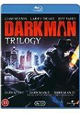 Darkman Trilogy - 3-Disc Set ( Darkman / Darkman II: The Return of Durant / Darkman III: Die Darkman Die ) ( Dark man / Dark man 2: The Retu [ Origine Danoise, Sans Langue Francaise ] (Blu-Ray)