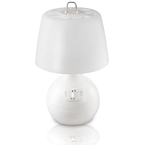 Bedside Lámpara de escritorio LED con función atril ...