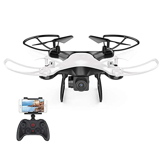 Harwls 1 x Quadcopter RC Drone Altitud Hold WiFi Real Time ...