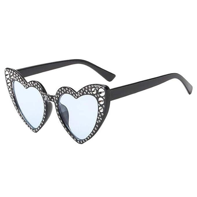 Schmetterling Sonnenbrille Katzenauge Retro Vintage