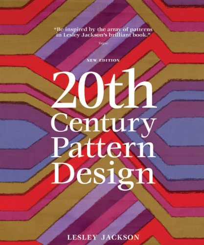 20th Century Pattern Design, 2nd - Shop The World Princeton