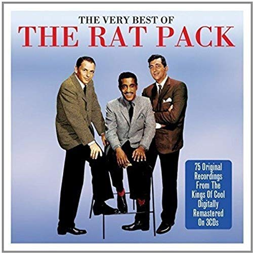 The very best of the Rat Pack - Various