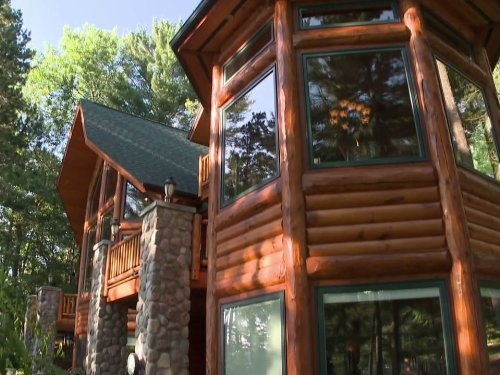 Epic Log Homes 3 - Epic Materials