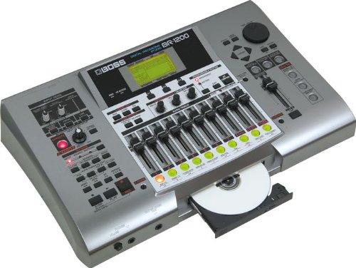 BOSS Audio BR1200CD Boss BR 1200CD