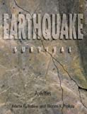 Earthquake Survival, Contains Activity Booklet, and 1 Blue, 1 Pink and 1 Yellow Answer Sheet, Pfeiffer and Co. Staff and Ballew, Arlette C., 0883904519