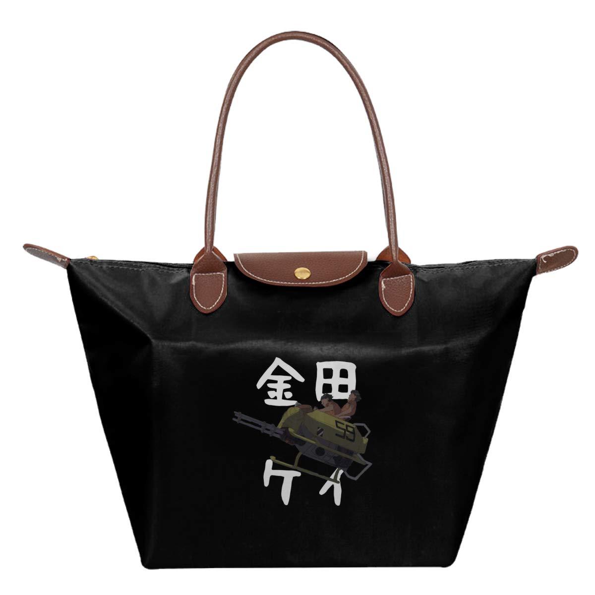 Akira Hover Car Waterproof Leather Folded Messenger Nylon Bag Travel Tote Hopping Folding School Handbags