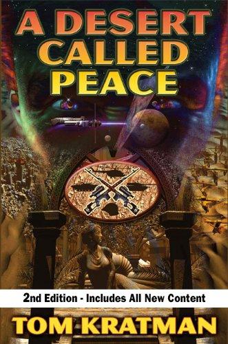 A Desert Called Peace, Second Edition (Carerra Series Book 1) -