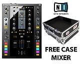 Native Instruments Traktor Kontrol Z2 DJ Mixer + FREE Pro X Mixer Case.