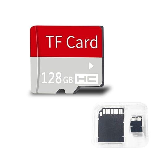 istary Tarjeta de Memoria 8 16 32 64 128 GB Clase 10 U1 U3 ...
