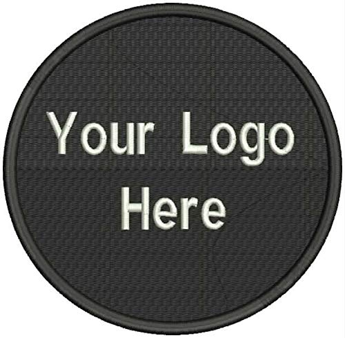 Custom Embroidered Logo Patch Iron Sew Patch - Personal (Customize) by Masterpatch