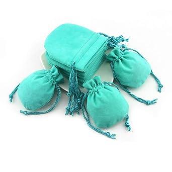 Diez bolsas de tiras,bolsas de joyería,bolsas de regalos ...