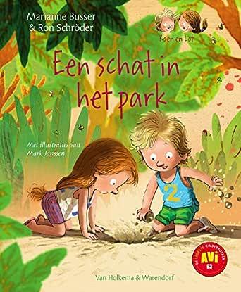 Een schat in het park (Koen en Lot Book 3) (Dutch Edition ...