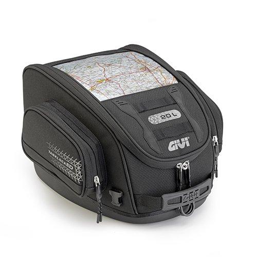pour Honda CB 500 X 2013 13 Sac /à Dos Givi UT809 BF20 Bride sp/écifique TANKLOCKED 20 L Sacoche pour r/éservoir Moto Waterproof