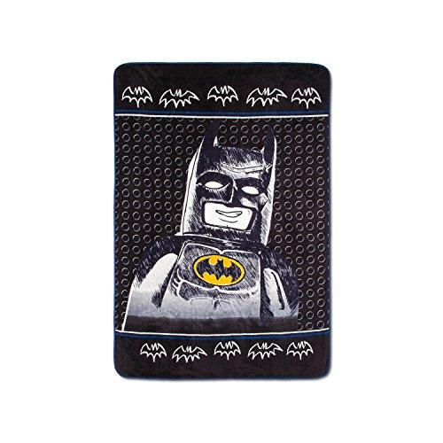 The LEGO Batman Movie Hotline Blanket Black 62 x 90