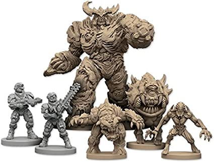 Doom Boardgame 2nd Edition - English: Amazon.es: Hogar