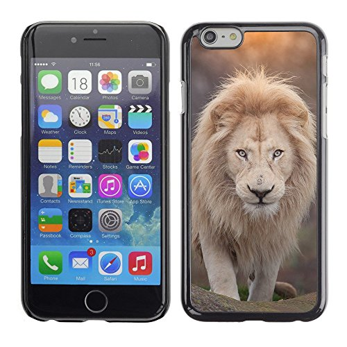 "Premio Sottile Slim Cassa Custodia Case Cover Shell // V00002185 portrait Lion // Apple iPhone 6 6S 6G 4.7"""