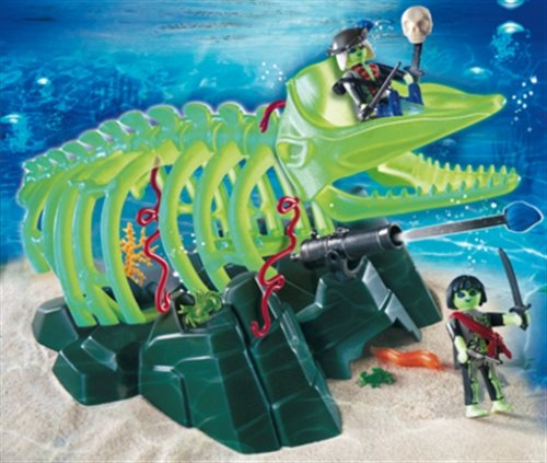 (Playmobil 4803 Ghost Whale Skeleton)