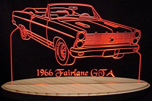 1966 Fairlane GTA Convertible Acrylic Lighted 13