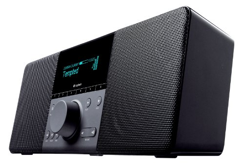 Logitech Squeezebox Boom All-in-One Network Music Player / Wi-Fi Internet Radio (Discontinued by Manufacturer)