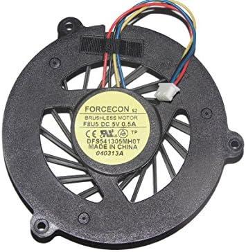 DFS541305MH0T F8U5 5V 0.5A 4Wire Ventilador de CPU DFS541305MH0T ...