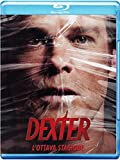 dexter - season 08 (4 blu-ray) box