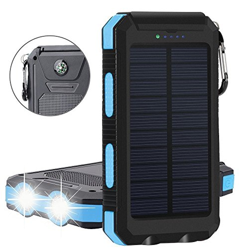 Solar Usb Power Bank - 8