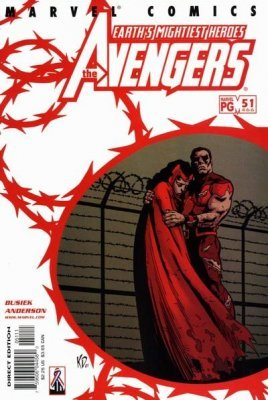 """The Avengers #51 """"Wonder Man & the Scarlet Witch Captured By Kang's Occupation Forces"""" pdf epub"""