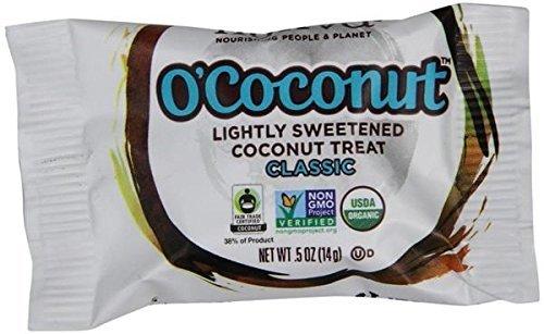 Nutiva Candy O Ccnut Clssc