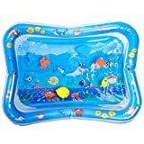Inflatable Baby Water Mat: Fun Activity Play Center. for Children and Infants