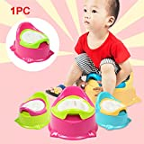 GEZICHTA Potty Training,Portable Musical Potty for Toddlers...