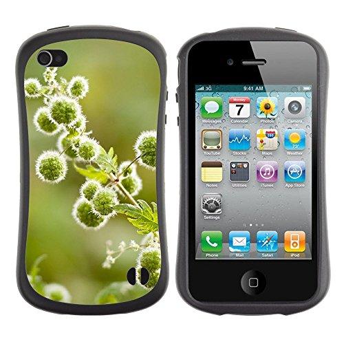 Apple Iphone 4 / 4S [Plant Close Up]
