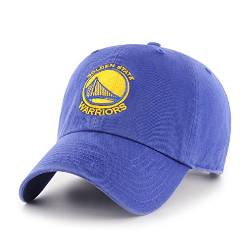 NBA Golden State Warriors Women's OTS Challenger Adjustable Hat, Royal ()