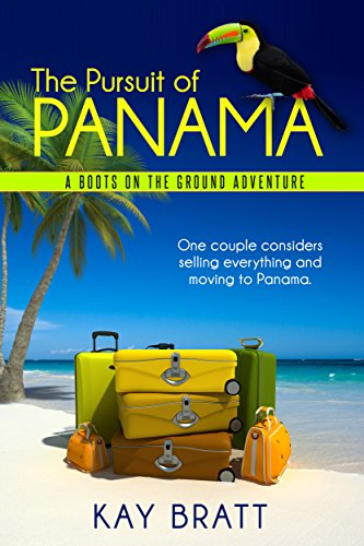 The Pursuit of Panama: A Boots on the Ground Adventure cover