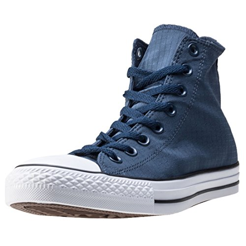 Converse Mens Chuck Taylor Oxford Cotton Trainers Azul