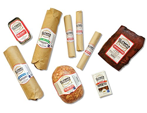 Olympia Provisions Grande Good Food Award Winning Charcuterie Gift Box by Olympia Provisions