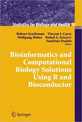 Bioinformatics pdf programming for r