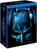 The Dark Knight Trilogy (Batman Begins / The Dark Knight / The Dark Knight Rises) [Blu-ray]