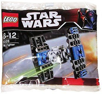 Lego Star Wars Mini TIE Fighter 8028