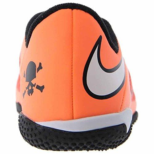 Weiß IC Orange Schwarz Jungen Hypervenom Nike Fußballschuhe Jr zw0OqwA