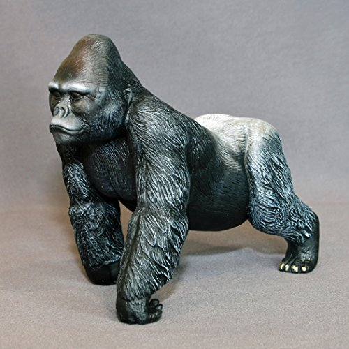 Gorilla Bronze Sculpture <br>Limited Edition, Signed & Numbered