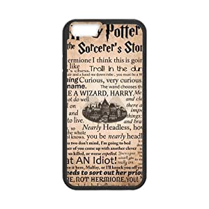 Protective TPU Rubber Coated Case Cover for iPhone 6 - Harry Potter by mcsharks