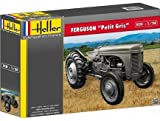 "FERGUSON ""PETIT GRIS"" Tractor Model Kit by Heller"