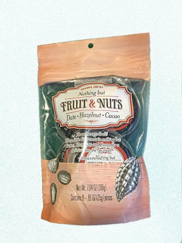 Trader Joe's Nothing but Fruit & Nuts - Date Hazelnut Cacao