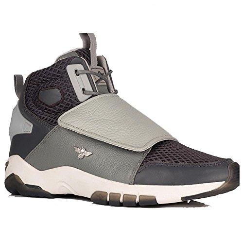 Creative Recreation Scopo Smoke Grey Fashion Sneakers, 9.5