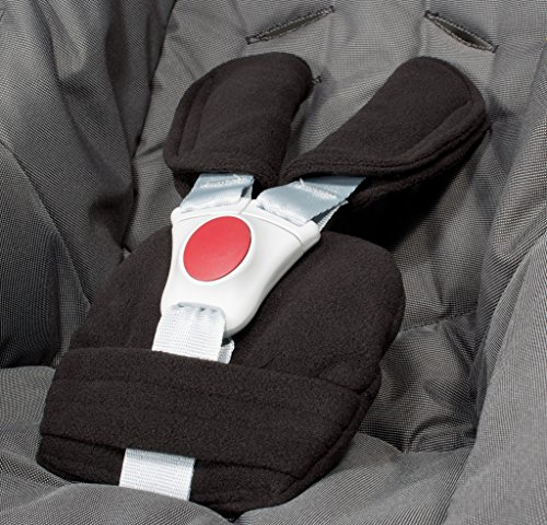 Juego de cinturon acolchado ByBoom, universal para portabebes, buggy, cochecito, asiento del coche Ne