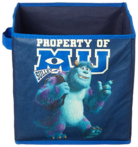 Disney Monster University 2 Pack Storage Cubes Toy (Cube Monster)
