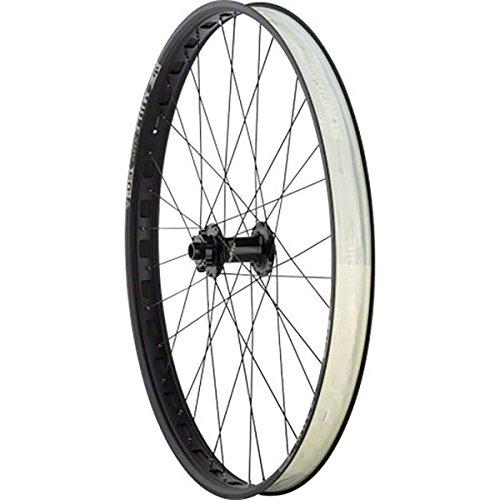 Sun Ringle Mulefut 50 29'' 15x100 Front Wheel Black by Sun Ringle