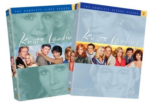 Knots Landing: Seasons 1-2 [DVD] [Region 1] [US Import] [NTSC]