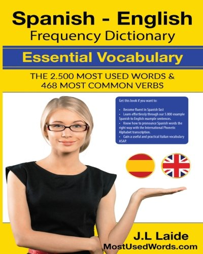 A Frequency Dictionary of Spanish: Core Vocabulary for Learn